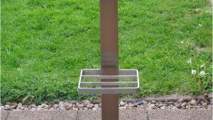 Wassersäule Garten Edelstahl Wasserzapfstelle Verteiler Edelstahl Wasserzapfsäule
