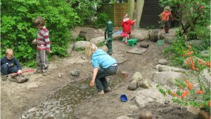 Wasserstelle Kindergarten Wasserstelle