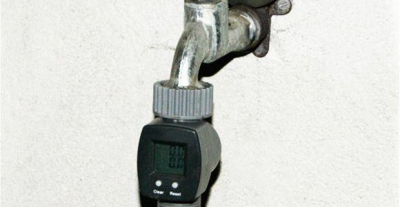 Wasseruhr Garten Ausbauen Eichung Zapfventil Gebühren Messtechnik Wasserdurchfluss