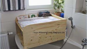 Wickelbrett Für Ikea Bett Wickelaufsatz Badewanne Holz