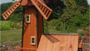 Windmühlen Für Den Garten Aus Kunststoff Windmühle Mit Integrierter Wassermühle Impräg Kugelg