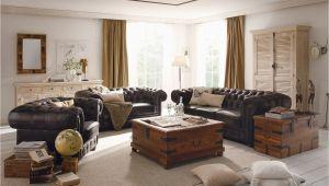 Wohnzimmer Mit Braunem sofa Sk³rzane sofy Chesterfield
