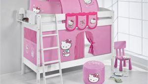 Worlds Apart Hello Kitty Bett Hochbett Vorhang Hello Kitty