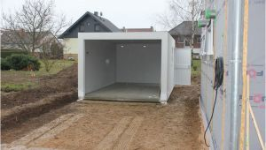 Zapf Garage Fundament Kosten Die Garage Von Zapf ist Da › Wir Bauen Dann Mal Ein Haus