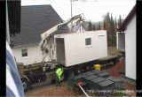 Zapf Garage Preisliste Eine 12 Meter Zapf Garage Wird Angeliefert