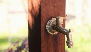 Zapfstelle Im Garten Zapfstelle Cordon 100 Inkl Wasserhahn Cortenstahl